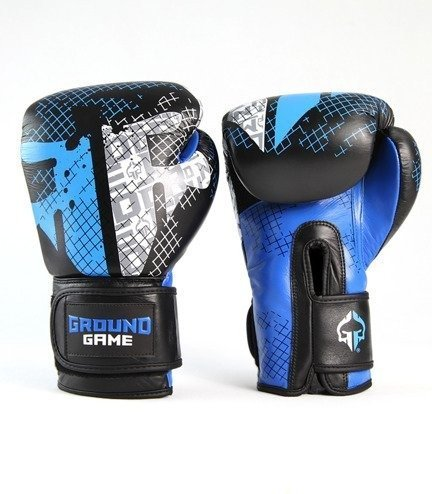 "Boxerské rukavice PRO Ground Game ""Cage"" 12 oz"