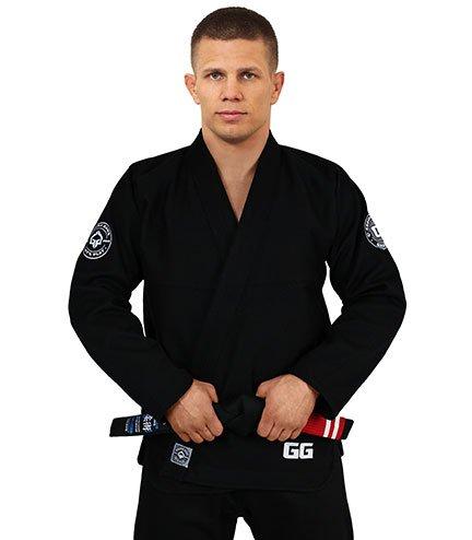 "Kimono Gi BJJ Ground Game ""Gamer"" Černé"