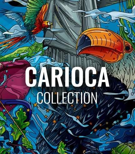 """Kolekce """"Carioca"""""""