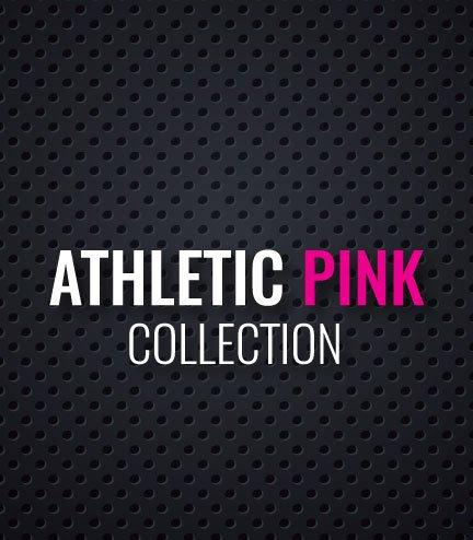 "Kolekce Ground Game ""Athletic"" Pink"