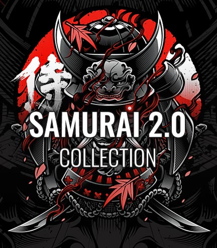 "Kolekce Ground Game  ""Samurai 2.0"""