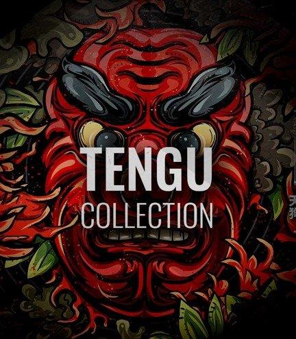 "Kolekce  Ground Game ""Tengu"""