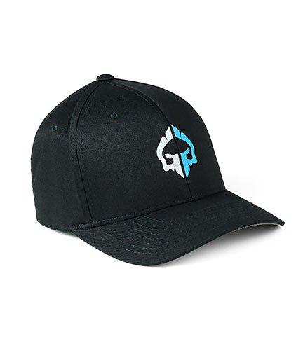 """Kšiltovka Ground Game """"Logo"""" Černá"""