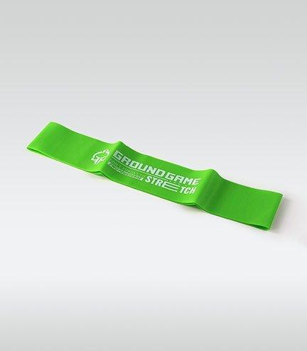 Mini Band (Zelená, 0.8 mm, 11-18 kg)