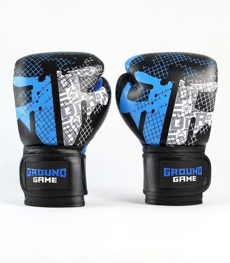 "Boxerské rukavice PRO Ground Game ""Cage"" 10 oz"