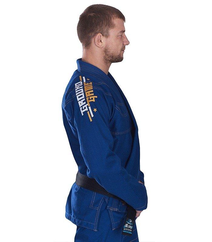 """Kimono Gi BJJ """"Champion"""" (Modré)"""