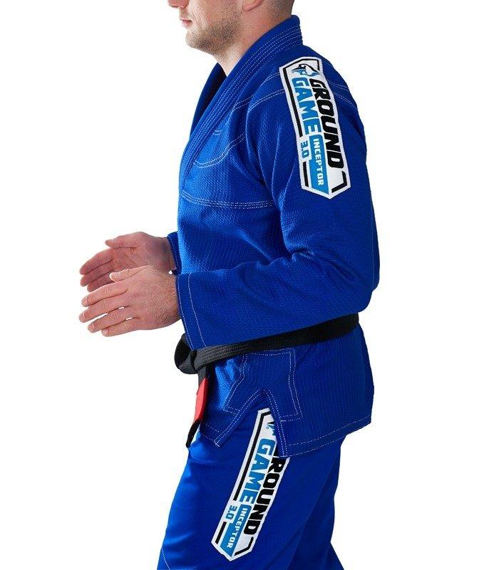 Kimono Gi BJJ Inceptor 3.0 (Modré)