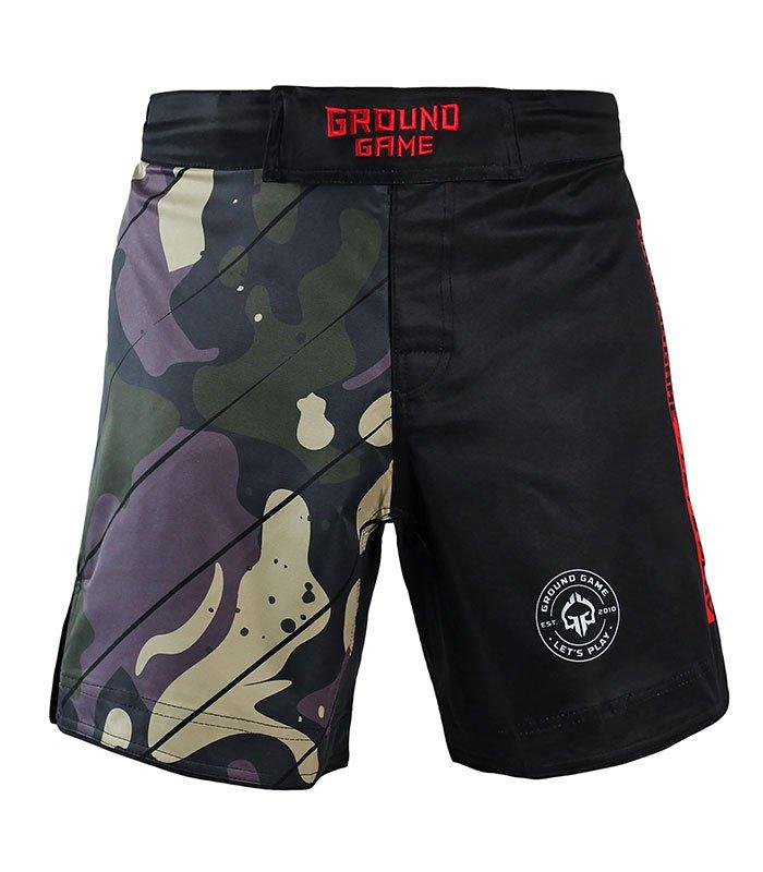 "Kraťasy MMA Ground Game ""Moro 3.0"""