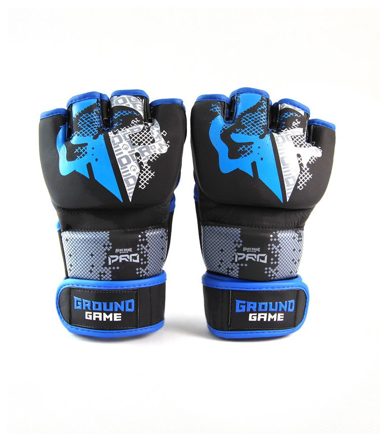 "Rukavice MMA PRO Ground Game ""Cage"""