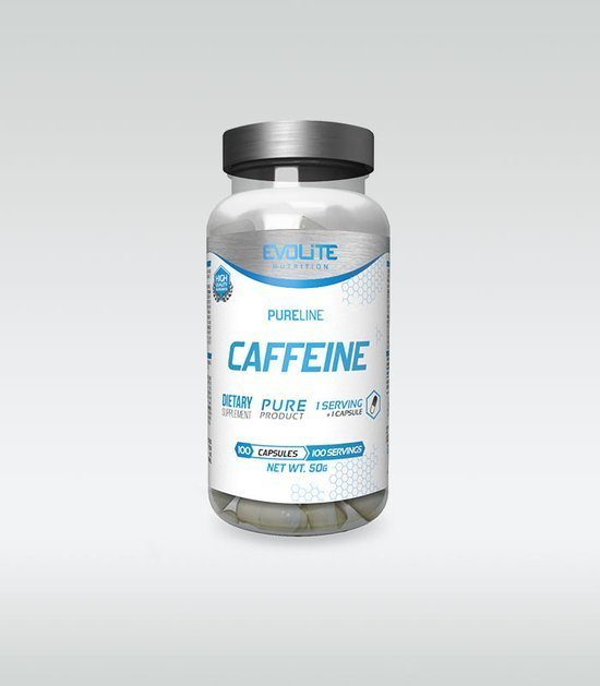 Evolite Caffeine 200 mg 100 caps