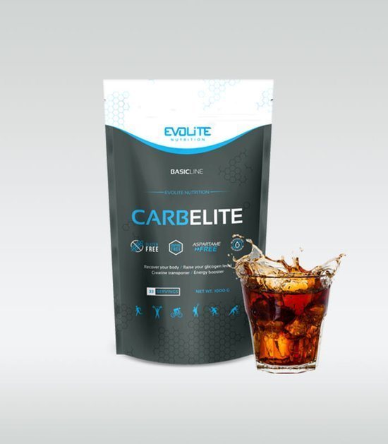 Evolite CarbElite 1000g Cola