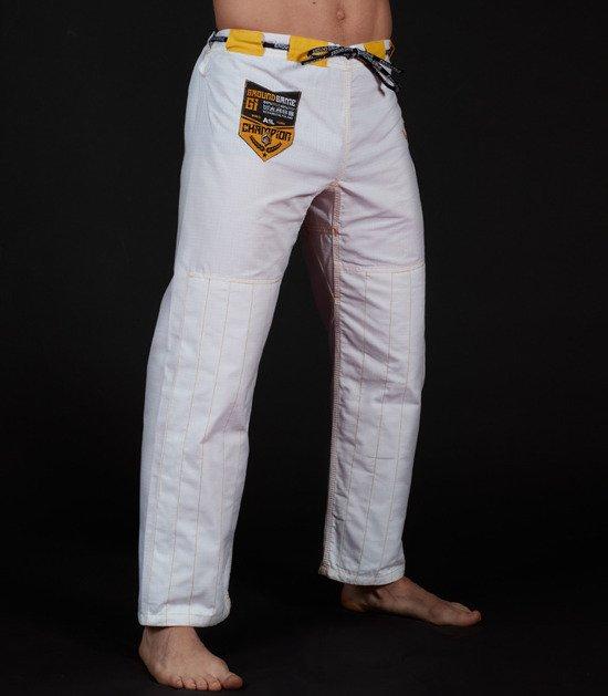 "Kimono Gi BJJ Ground Game ""Champion 2.0"" (Bílé)"