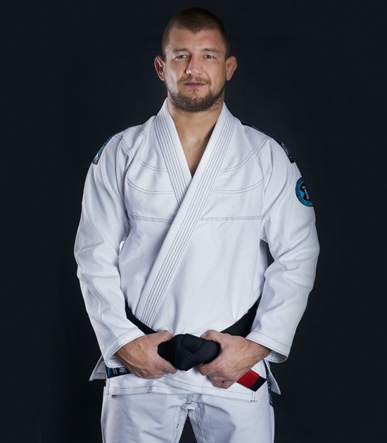 "Kimono Gi BJJ  Ground Game ""Rookie"" (Bílé)"