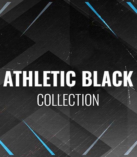 "Kolekce  Ground Game ""Athletic Black"""