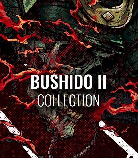 "Kolekce  Ground Game ""Bushido II"""