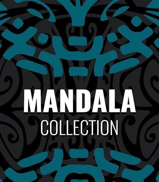 "Kolekce Ground Game ""Mandala"" Emerald"