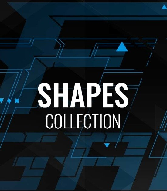 "Kolekce ""Shapes"""