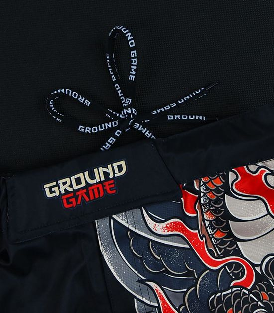 """Kraťasy MMA Ground Game """"Yokai 2.0"""""""