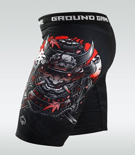 "Kraťasy Vale Tudo Ground Game ""Samurai"" 2.0"