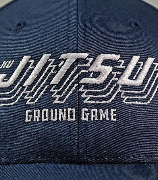 """Kšiltovka Ground Game """"Jitsu"""" Tmavě modrá"""