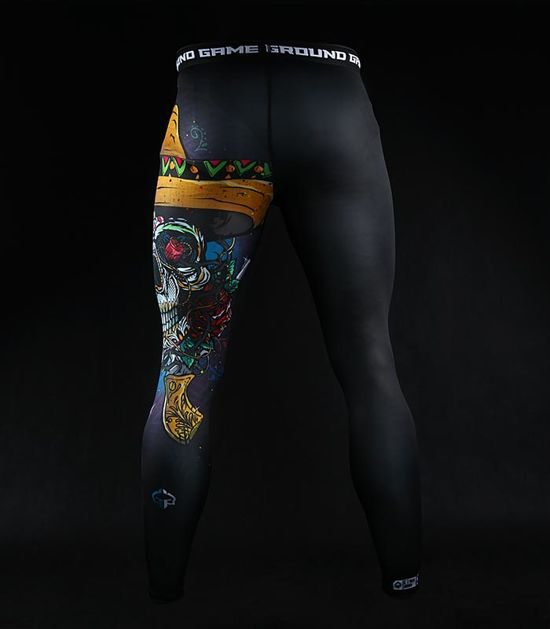 """Legíny Ground Game """"Mexican Skull"""""""