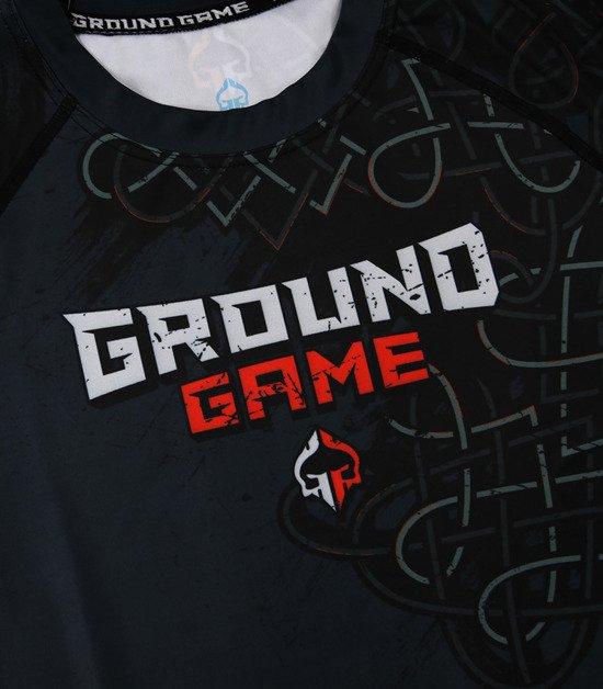 """Rashguard Ground Game """"Odyn"""" dlhý rukáv"""