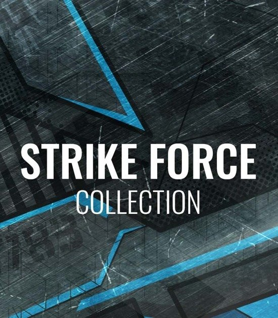 "Kolekce Ground Game  ""Strike Force"""