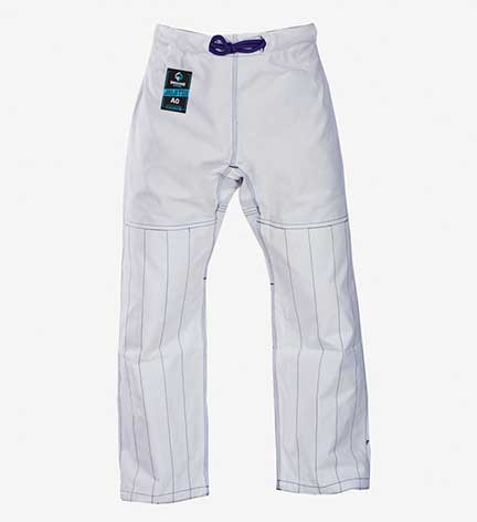 BJJ GI Pants Cotton (White)