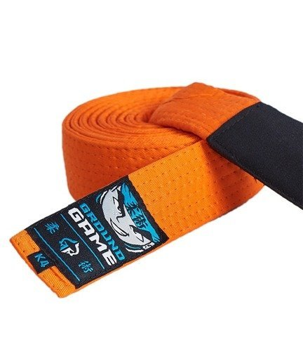 BJJ Kids Belt (Orange)