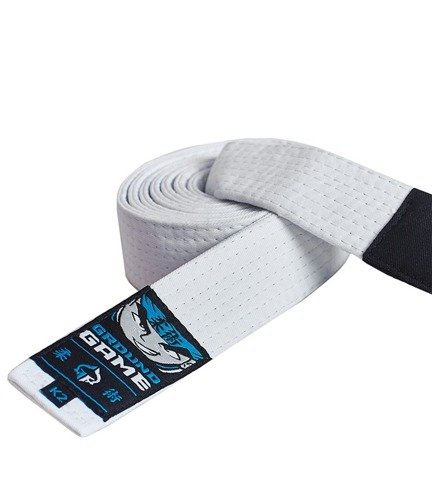 BJJ Kids Belt (White)