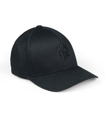 "Cap ""Logo Shadow"" Black"