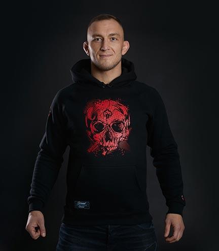 """Hoodie """"Red Skull"""""""