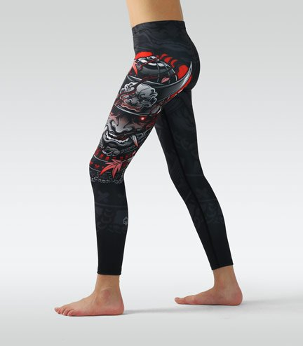 "Leggings ""Samurai 2.0 Kids"""