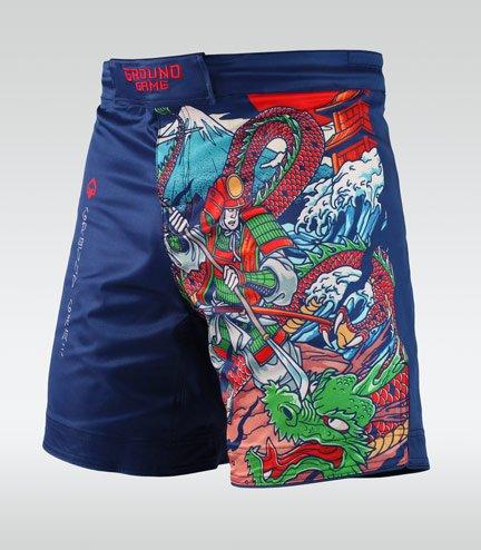 """MMA Shorts """"Tatakai"""""""