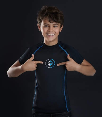 "Rashguard ""Athletic 2.0 Kids"""