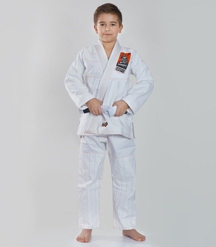 """Tensai"" BJJ Kids GI (White)"