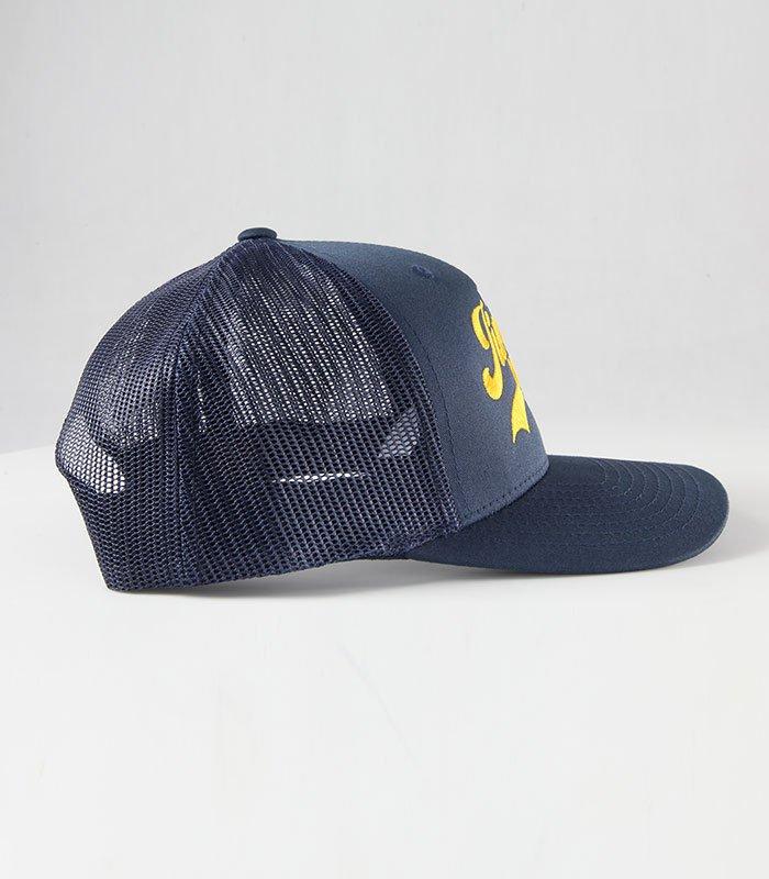 """Cap """"Jiu Jitsu Navy Trucker"""""""