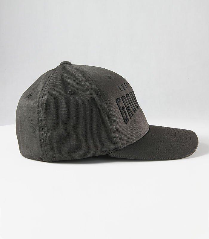 "Cap ""Kanji Grey"""
