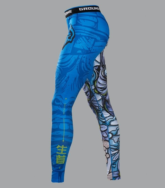 "Leggings ""Namakubi"""