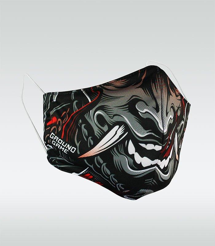 "Protective mask ""Samurai"""