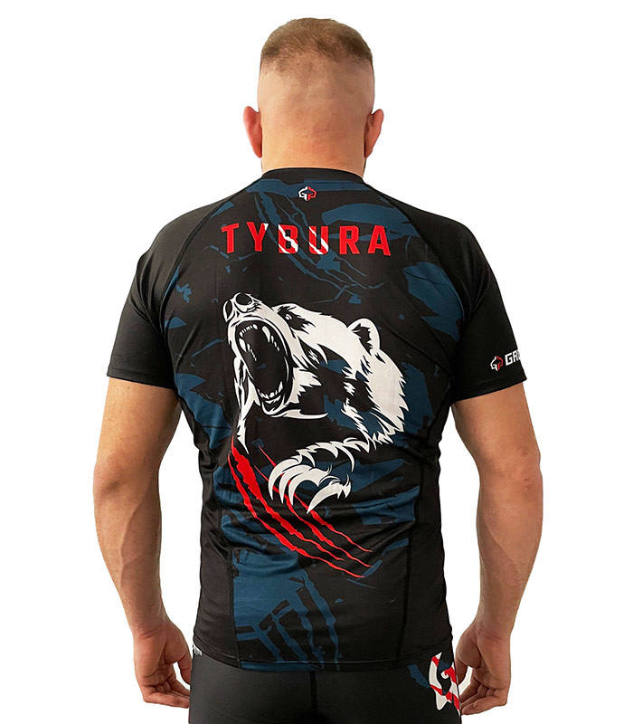 "Training T-shirt ""Marcin Tybura"""
