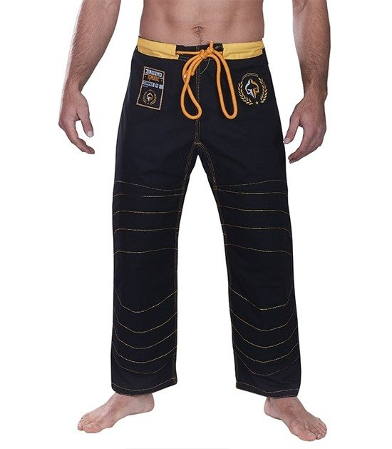 "BJJ GI ""Champion"" (Black)"