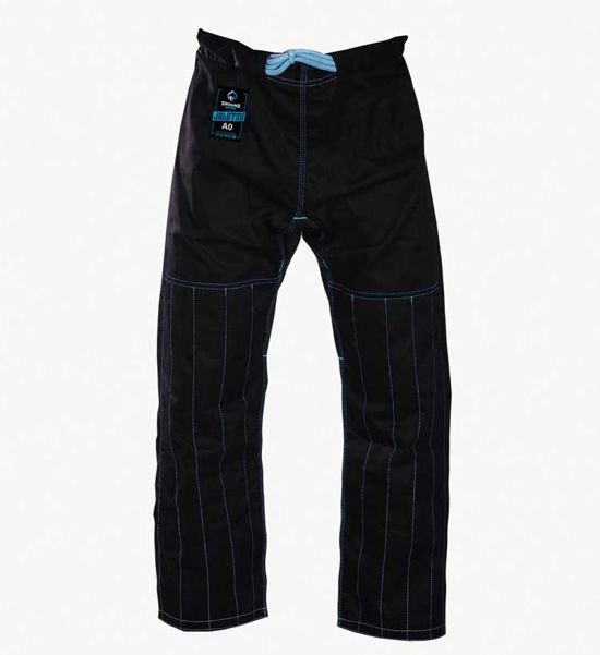 BJJ GI Pants Cotton (Black)