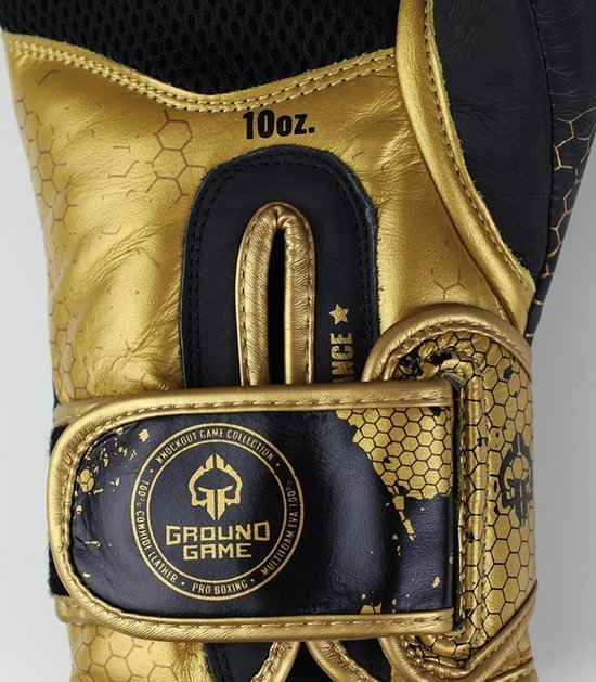 """Boxing Gloves """"Cage Gold"""" 12 oz"""