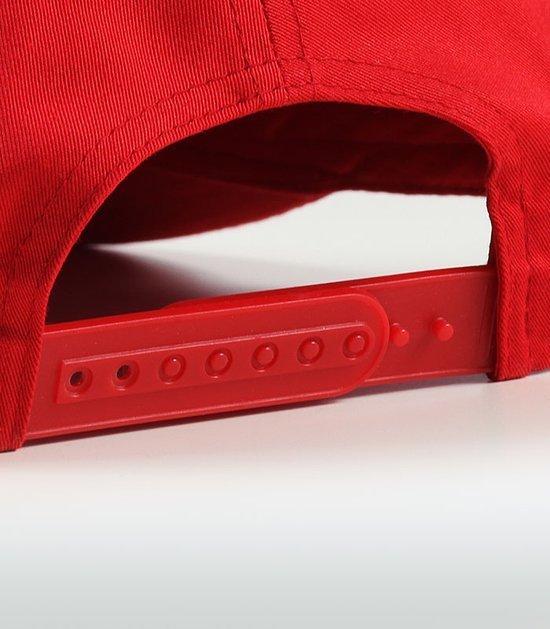 "Cap ""Jitsu"" Red"