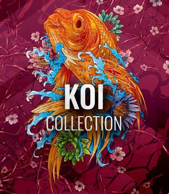 "Collection ""Koi"""