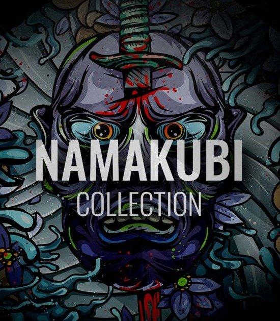"""Collection """"Namakubi"""""""