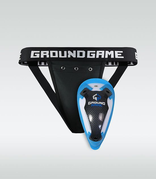 "Groin Protector ""Ground Game Pro"""
