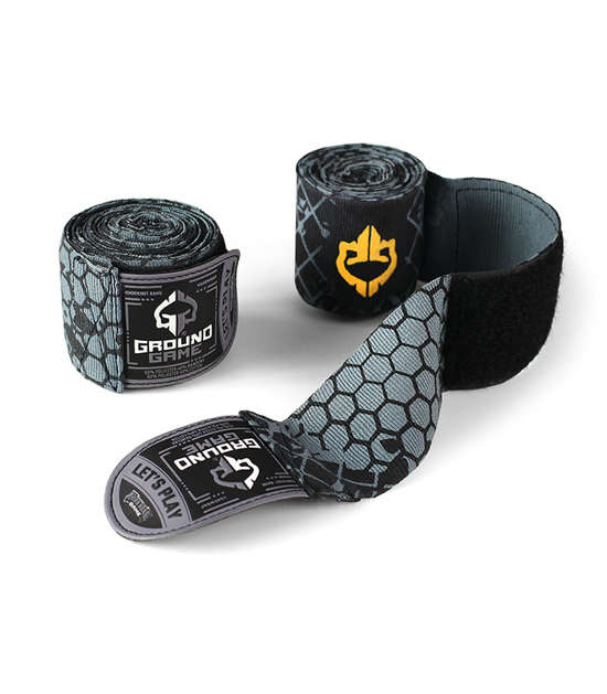 """Hand Wraps """"Cage Gold"""""""
