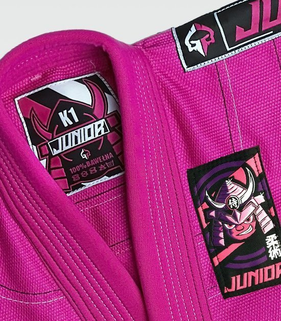 """Junior 3.0"" BJJ Kids GI (Pink)"